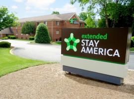 Hotel Photo: Extended Stay America - Greensboro - Wendover Ave.