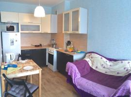 Hotel Photo: Studio apartment on Vesenney
