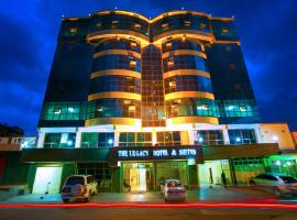 Hotel Foto: Legacy Hotel and Suites