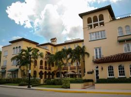 The Bradley Park Hotel Palm Beach Estados Unidos