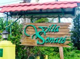 Hotel Photo: Villa Sonate
