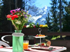 Hotel Photo: Tanneneck Hotel Garni