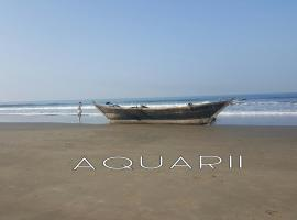 Aquarii Hotel's Morjim India