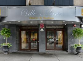 Hotel photo: Best Western Ville-Marie Hotel & Suites