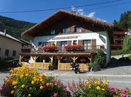 Hotel Photo: Logis Hotel Le Relais des Villards
