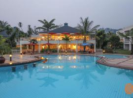 A picture of the hotel: Lake Kivu Serena Hotel