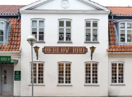 Hotel Photo: Herløv Kro Hotel
