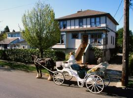 Marketa's Bed and Breakfast Victoria Canada