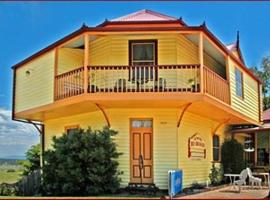 Two Story Bed and Breakfast Central Tilba Australia