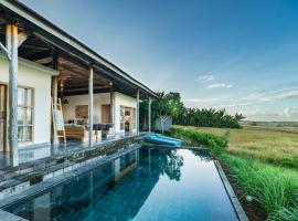Alami Luxury Villas & Resort Tabanan Indonesia