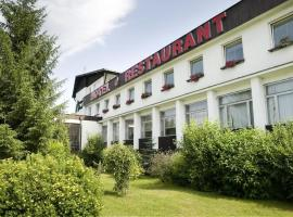 A picture of the hotel: Hotel Borova Sihot