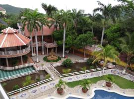 A picture of the hotel: Hotel Campestre Villa Ocha