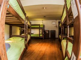 Nomade Backpackers Hostel Lima Peru