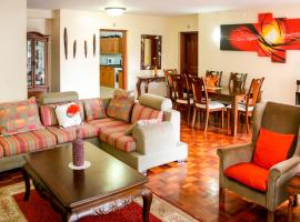 Superb Home Apartment O Nairobi Kenya