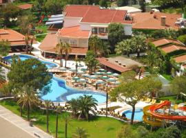 Club Boran Mare Beach - All Inclusive Goynuk Türkiye