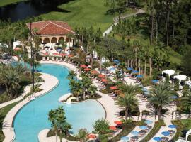 Four Seasons Resort Orlando at Walt Disney World Resort 올랜도 플로리다 미국