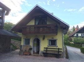 Hotel photo: Apartma Gracner