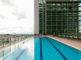 Cozy 2BR Apartment @ Imperial Suites Kuching Malaysia