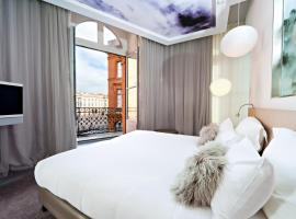 Le Grand Balcon Hotel Toulouse France