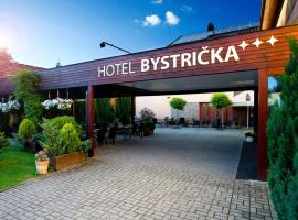 Hotel Photo: Hotel Bystricka s.r.o.