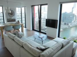 A picture of the hotel: Red Apple centre luxury 2 bedroom apartment
