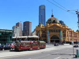 Hotel Photo: Flinders St Apartments @ Fed Square