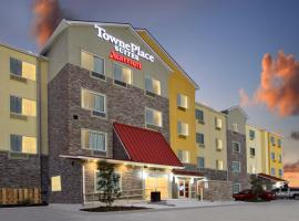 Hotel Photo: TownePlace Suites by Marriott New Orleans Harvey/West Bank