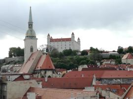 Hotel Photo: Best Location Apt. HVIEZDOSLAVOVO NAM.