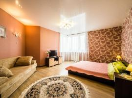 Hotel Photo: Apartment on Komsomolskaya 78