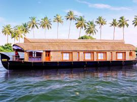 Kevin House Boats Alleppey India