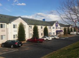 Hotel Photo: InTown Suites Clarksville