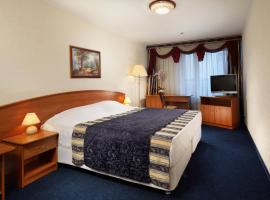 Sayany Hotel Moscow Russia