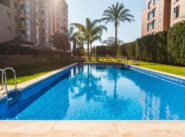 מלון צילום: Modern apartment near Bioparc Valencia