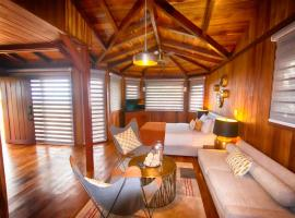 Cielo Paraiso Tree Houses and Duplex by Lucero Homes Boquete Panama