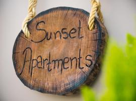 Hotel foto: Sunset Apartments
