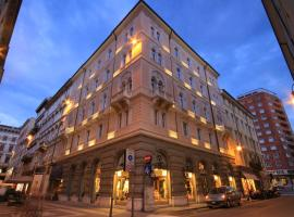 Hotel Continentale Trieste Italy