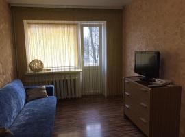 A picture of the hotel: Comfortable apartment on Mizkevicha 108