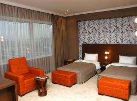 Hotel Photo: Caspian Business Hotel By Midway
