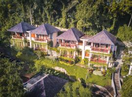 Jannata Resort and Spa Ubud Indonesia