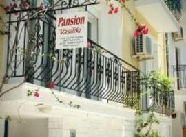 Pension Vasiliki Skiathos Town Greece