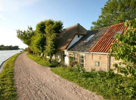 A picture of the hotel: B&B Rechthuis van Zouteveen