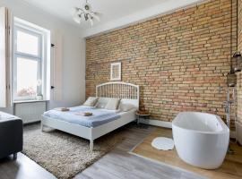 A picture of the hotel: Buda Castle Apartment
