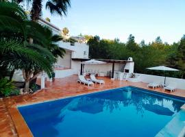 A picture of the hotel: Villa Can Furnet Ibiza