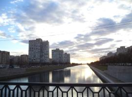 Apartament on Nalichnaya 36 Saint Petersburg Russia