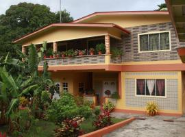 Greenhaven Cottage Les Coteaux Trinidad ve Tobago