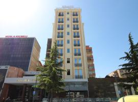 Hotel Photo: Grand Hotel Palace Korca