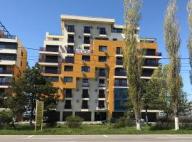 Hotel Photo: Sophia Mamaia Center Apartments