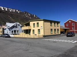 Hotel Photo: Isafjordur Hostel