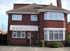 Acacia Guest House Cambridge Storbritannien