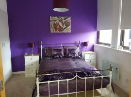 Хотел снимка: stunning 1 bed apt - glasgow city centre